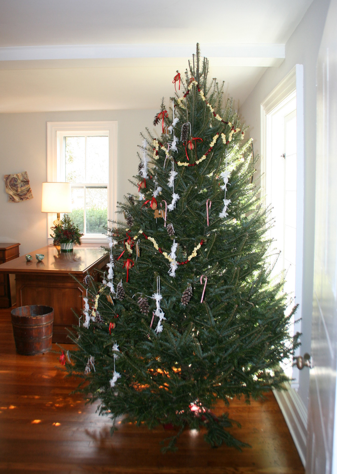 40 Old Fashioned Christmas Tree Decorations Ideas