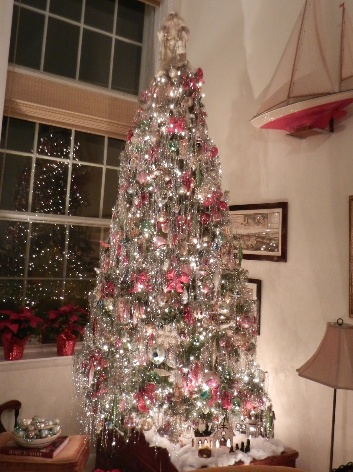 40 Old Fashioned Christmas Tree Decorations Ideas  Decoration Love