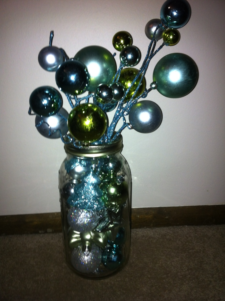 40 Christmas Amp Holiday Decorating With Mason Jars