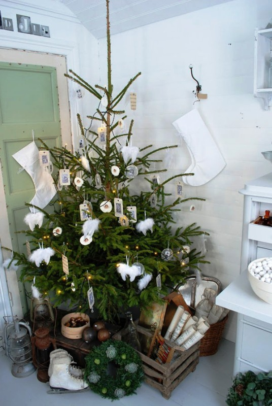country kitchen ideas on a budget wall tiles scandinavian-christmas-tree-decorations