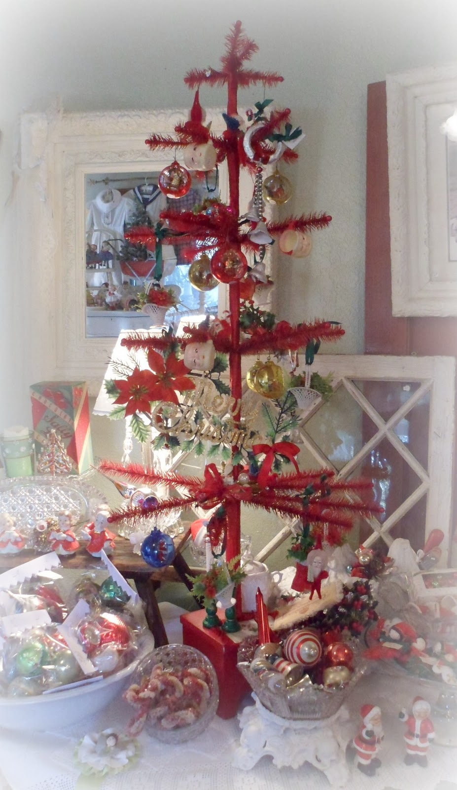 42 Stunning Whimsical Christmas Decorations Ideas  Decoration Love