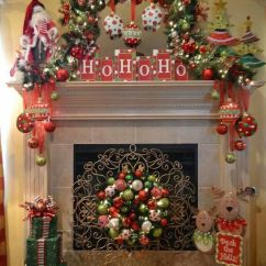 Decorations Ideas For Living Room Designing A Whimsical-christmas-decorations-design