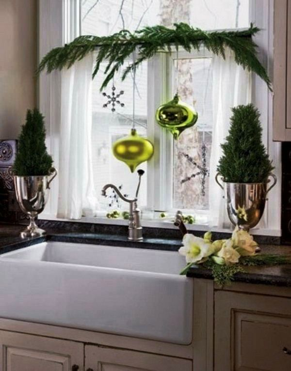 30 Simple Christmas Window Decorations Ideas Decoration Love