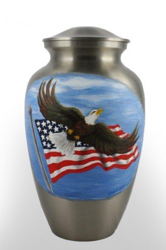 Custom Urns for War Veterans  Une Belle Vie Cremation Blog