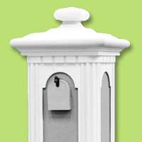architectural accents mailbox