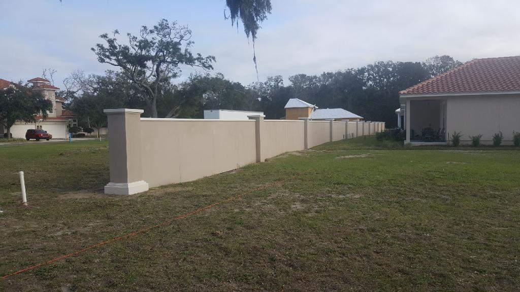 custom Architectural Fence