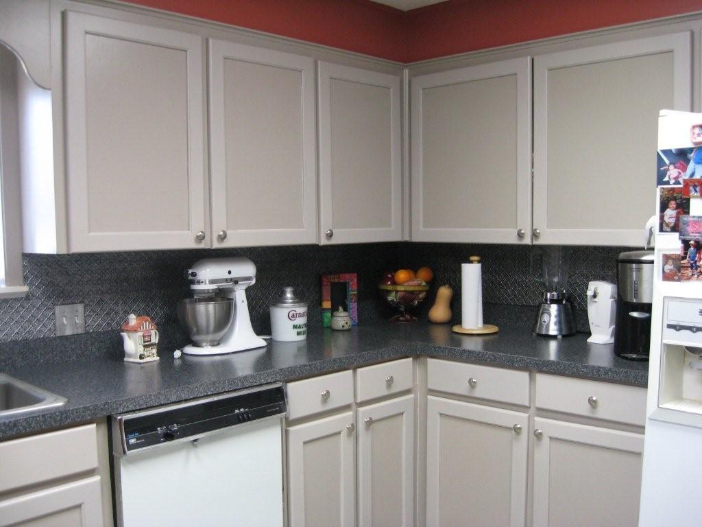 - Faux Pressed Tin Backsplash - Images Of Home Design