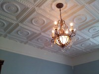 FAUX TILE CEILING  Ceiling Systems