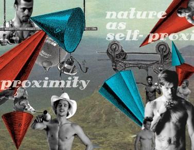"""nature as self-proximity"""