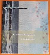 Beloved Father Person, chapbook