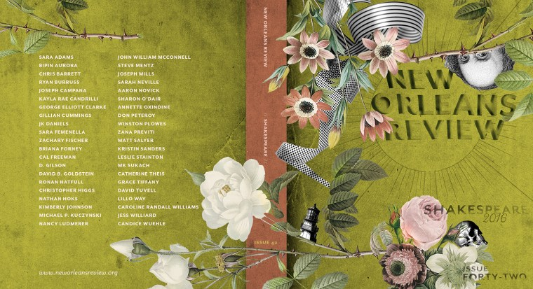 front + back cover design