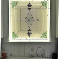 Kitchen Cabinet For Sale Curtain Fabric Decorative Glass Solutions - Custom Stained & ...