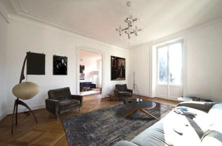 interno di appartamento ammobiliato