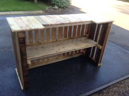 DIY OUTDOOR BAR IDEAS 64