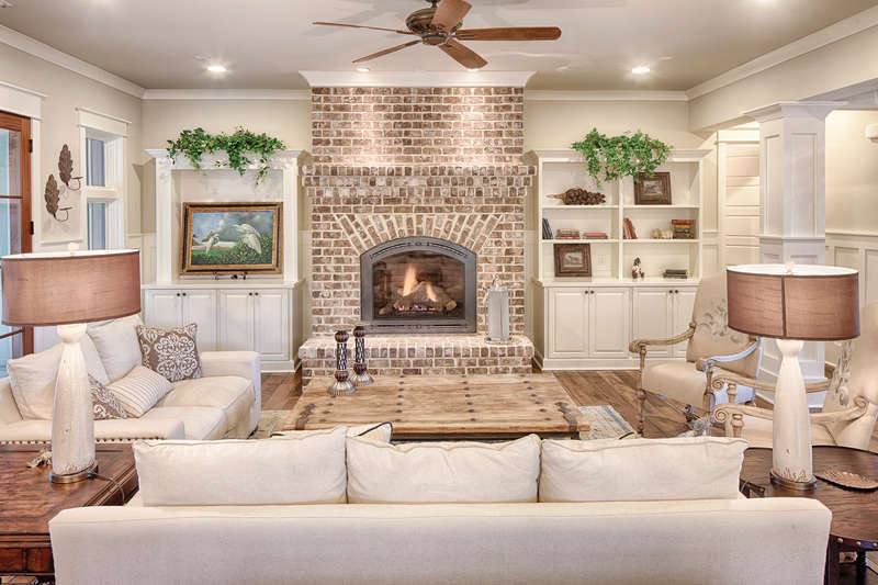 FAMILY ROOMS DECORATING IDEAS 11