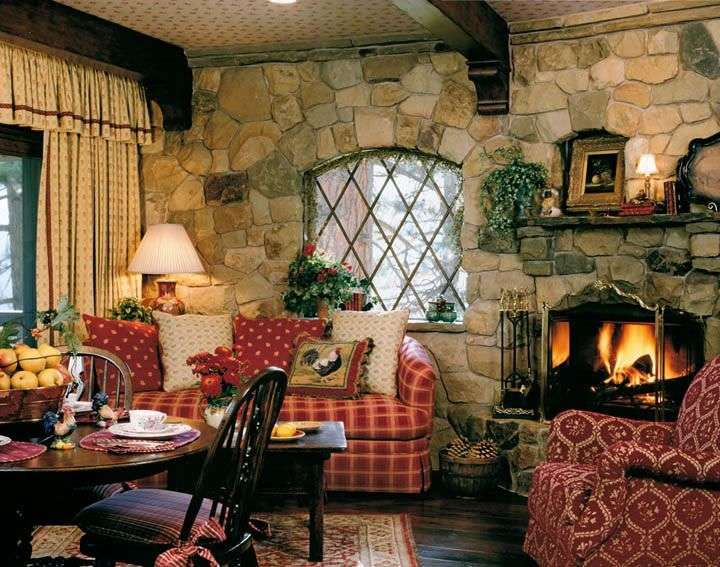 FAMILY ROOMS DECORATING IDEAS 126