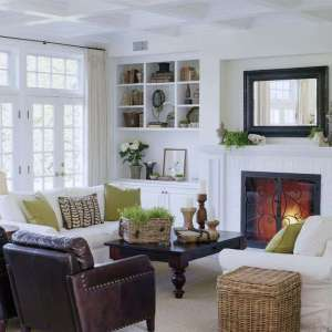 FAMILY ROOMS DECORATING IDEAS 51