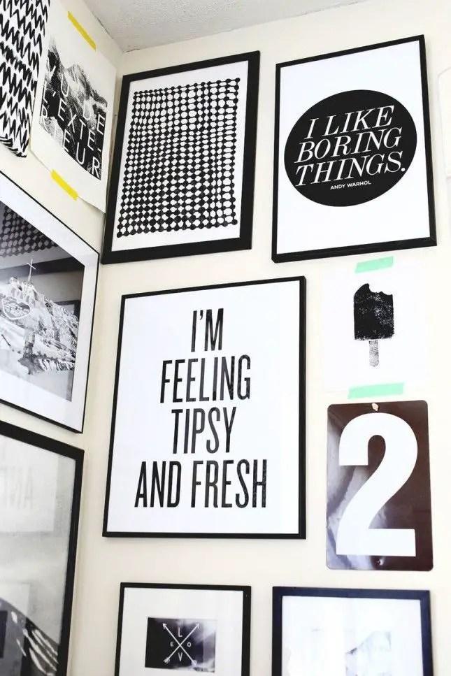50 Stunning Photo Wall Gallery Ideas 22