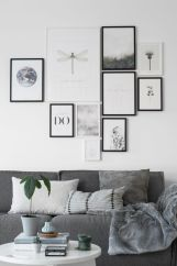 50 Stunning Photo Wall Gallery Ideas 27
