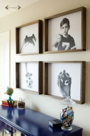 50 Stunning Photo Wall Gallery Ideas 31