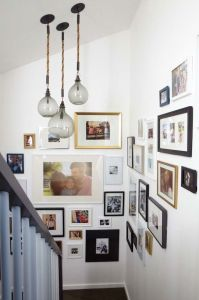 50 Stunning Photo Wall Gallery Ideas 36