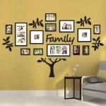 50 Stunning Photo Wall Gallery Ideas 37