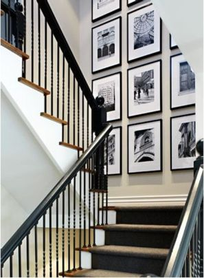 50 Stunning Photo Wall Gallery Ideas 47