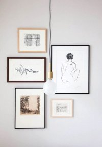 50 Stunning Photo Wall Gallery Ideas 52 - decoratoo