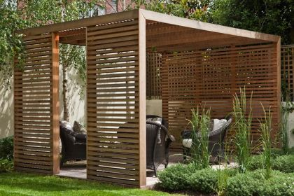 Awesome Modern Pergola Design Ideas10