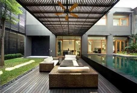 Awesome Modern Pergola Design Ideas27