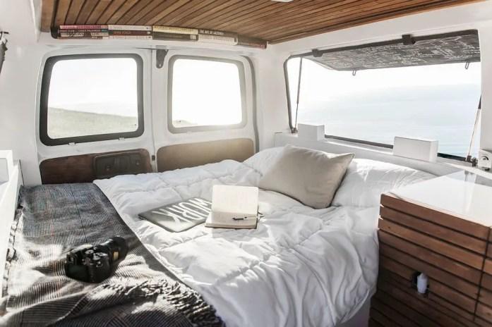 Badass DIY Camper Van Inspiration 13