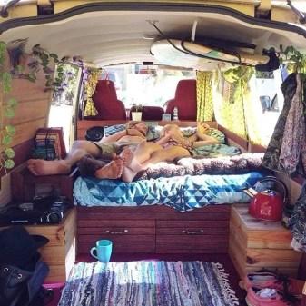 Badass DIY Camper Van Inspiration 16