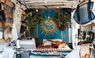 Badass DIY Camper Van Inspiration 22