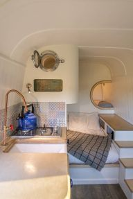 Badass DIY Camper Van Inspiration 24