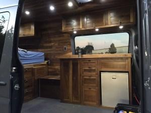 Badass DIY Camper Van Inspiration 26