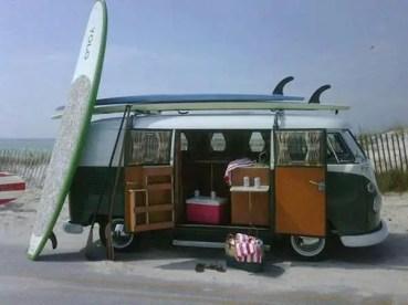 Badass DIY Camper Van Inspiration 39