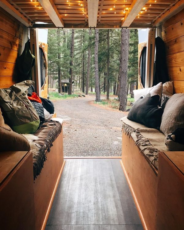 Badass DIY Camper Van Inspiration 5