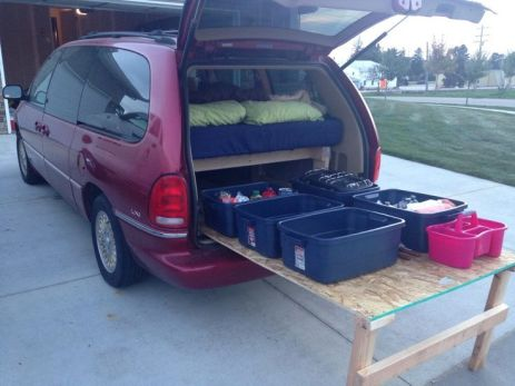 Badass DIY Camper Van Inspiration 7