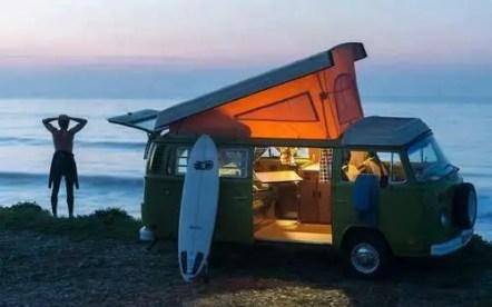 Badass DIY Camper Van Inspiration 9
