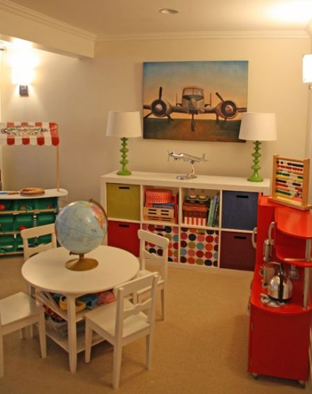 Basement Playroom Ideas 25