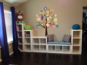 Basement Playroom Ideas 34
