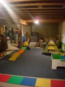 Basement Playroom Ideas 67