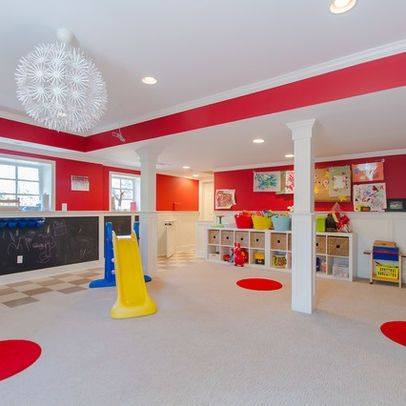Basement Playroom Ideas 70