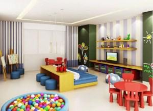 Basement Playroom Ideas 71