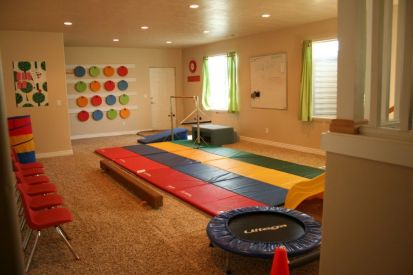 Basement Playroom Ideas 73