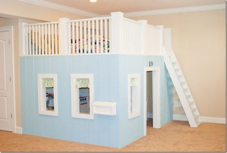 Basement Playroom Ideas 74