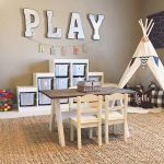 Basement Playroom Ideas 75
