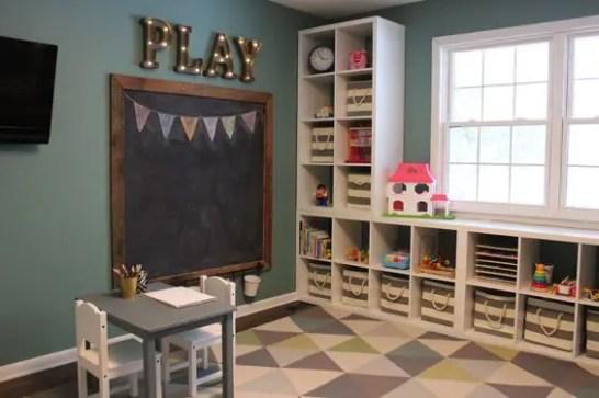 Basement Playroom Ideas 78