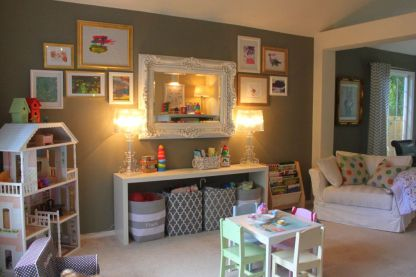 Basement Playroom Ideas 80