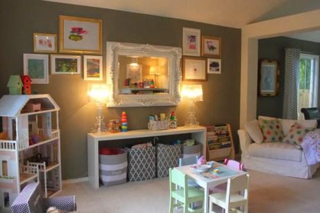Basement Playroom Ideas 80